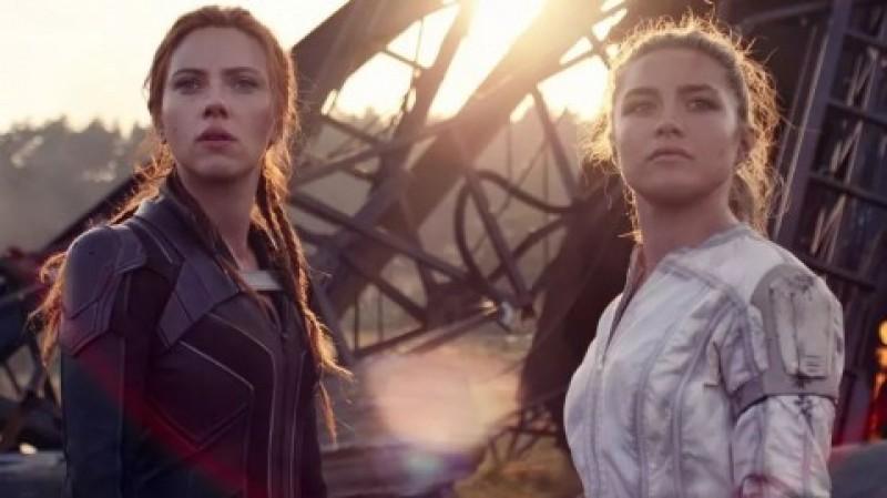 Pembukaan Bioskop Disambut Penayangan Perdana Black Widow