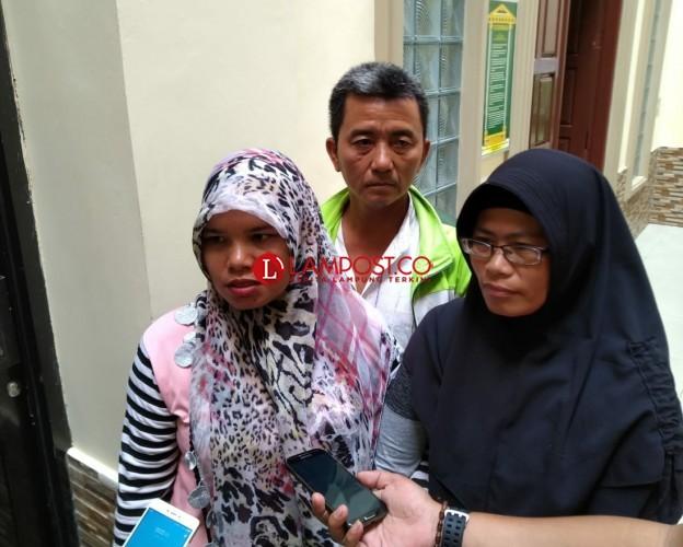 Pembunuh Dituntut 2,5 Tahun, Istri Korban Tidak Terima