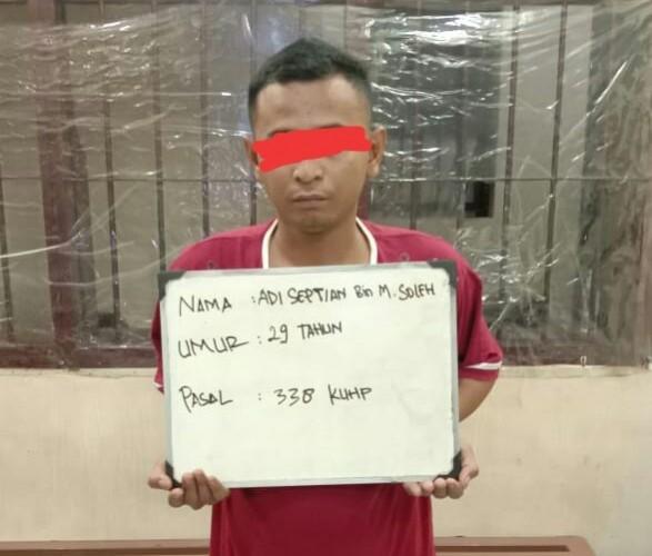 Pembunuhan Pegawai RSUD Dadi Tjokrodipo Dilandasi Dendam