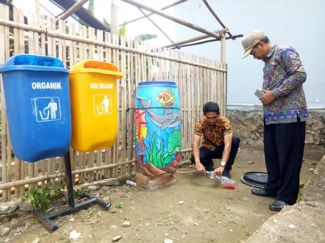 Pemdes Pasuruan Manfaatkan Limbah Rumah Tangga Menjadi Pupuk Organik