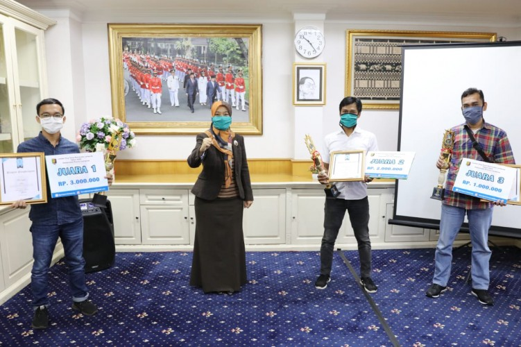 Pemenang Lomba HUT Lampung: Hadiah untuk Anak dan Istri di Rumah