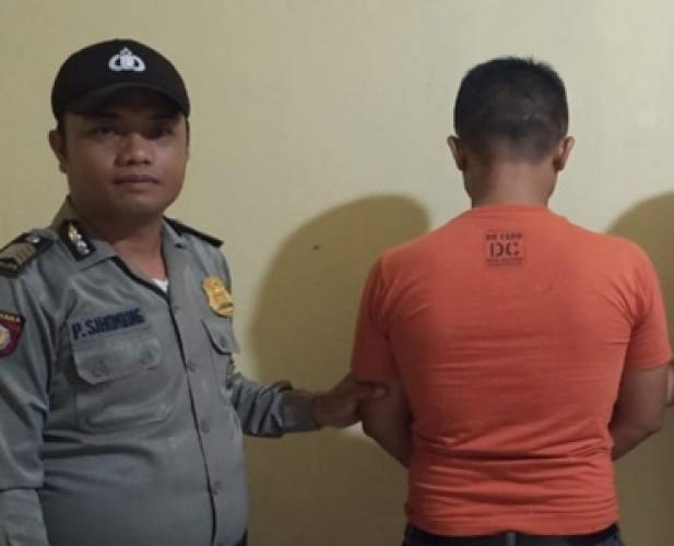 Pemeras dengan Dalih Uang Keamanan Diciduk Polsek Kotaagung