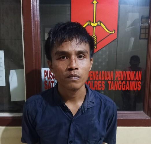 Pemeras Sopir Truk di Jalinbar Tanggamus Dibekuk Polisi