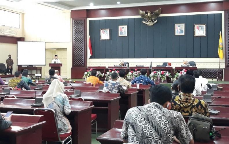 Pemerintah Dorong DD untuk Pemulihan Ekonomi Akibat Pandemi
