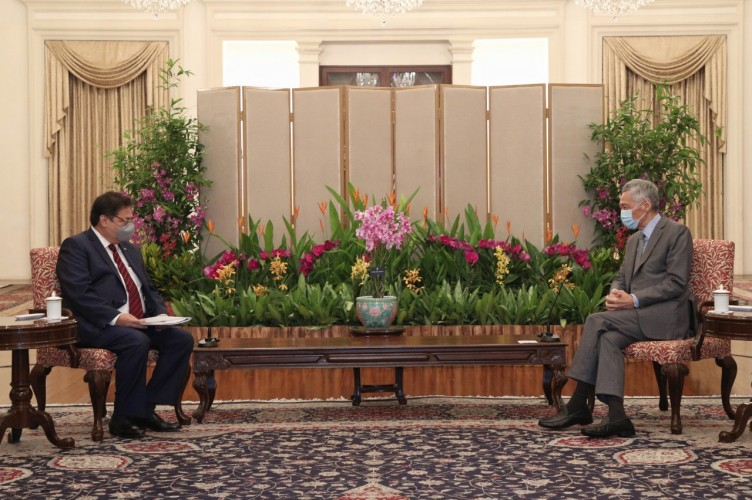 Pemerintah Indonesia Apresiasi Komitmen Investasi Singapura