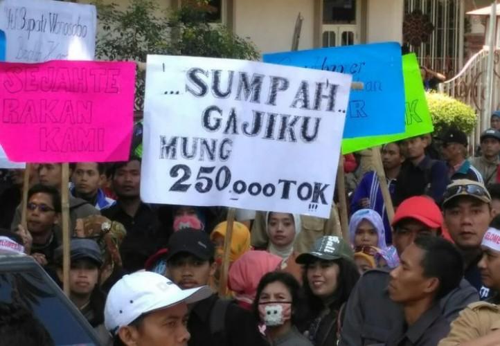 Pemerintah Janjikan Gaji dan Tunjangan PPPK Setara PNS
