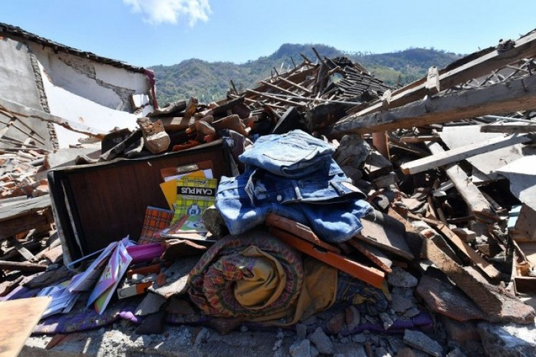 Pemerintah Singapura Sumbangan Rp1,4 M untuk Korban Gempa Lombok