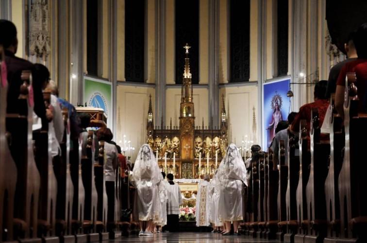Pemerintah Terbitkan Panduan Ibadah Natal 2020