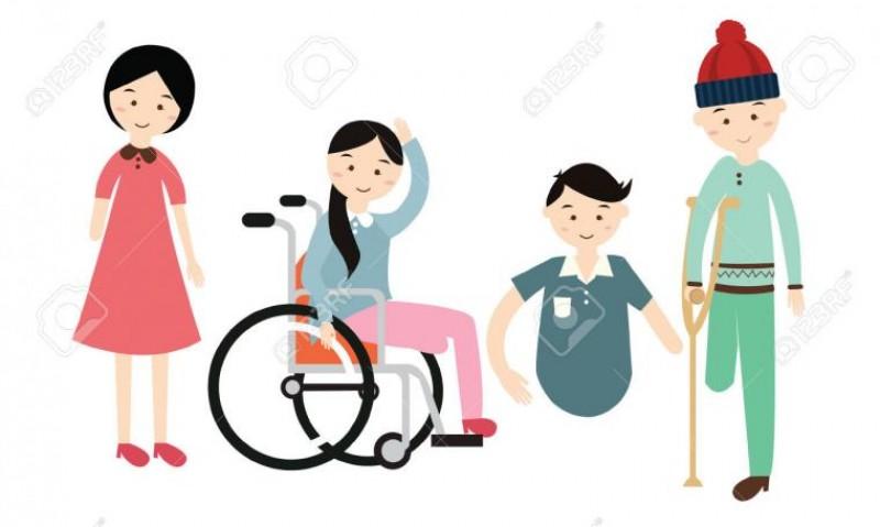 Pemilih Disabilitas Mendapat Perlakuan Khusus saat Pencoblosan