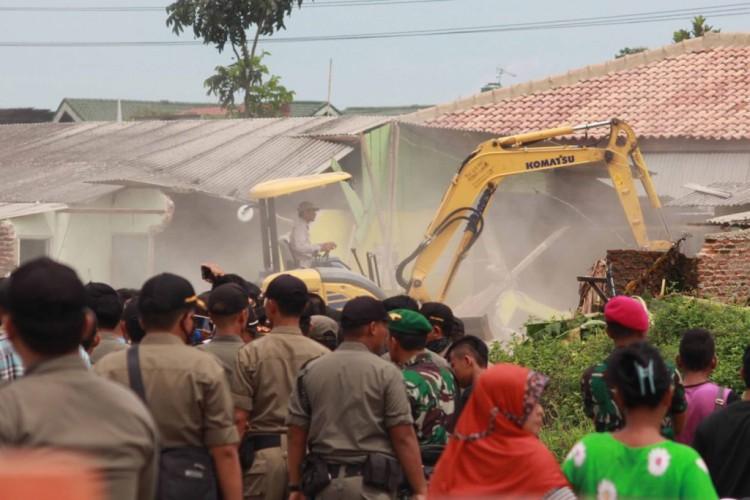Pemilik Lahan Minta Pol PP Tak Usir Pedagang di PKOR