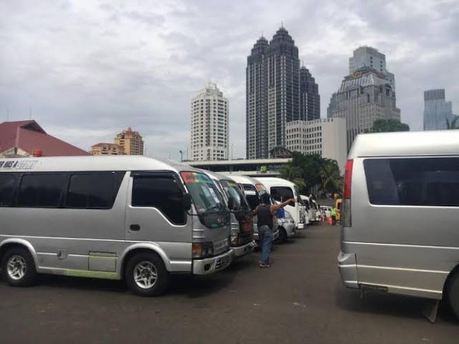 Pemilik PO Bus di Bandar Lampung Minta Pemerintah Tindak Travel Gelap