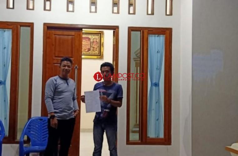 Pemilik Rumah Mewah di Pematangpasir Akhirnya Mundur dari PKH