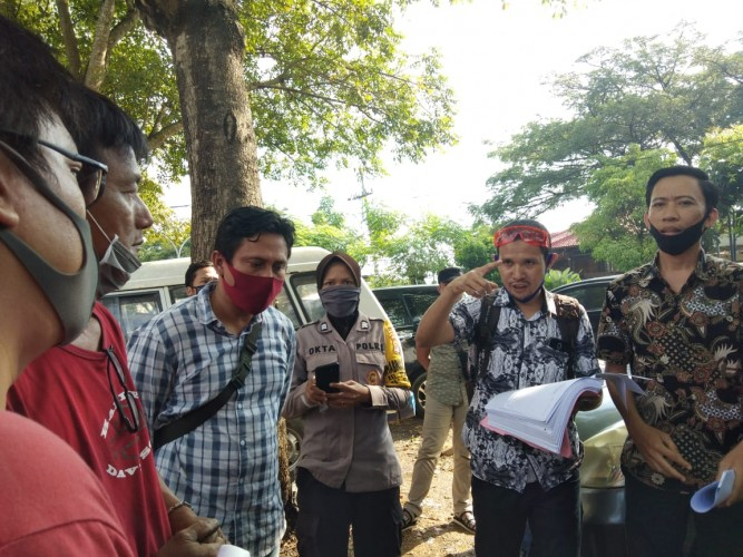 Pemilik Sertifikat TanahPertama Menolak Pengukuran Ulang