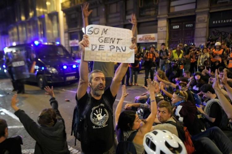 Pemimpin Catalonia Desak Pembicaraan dengan Madrid