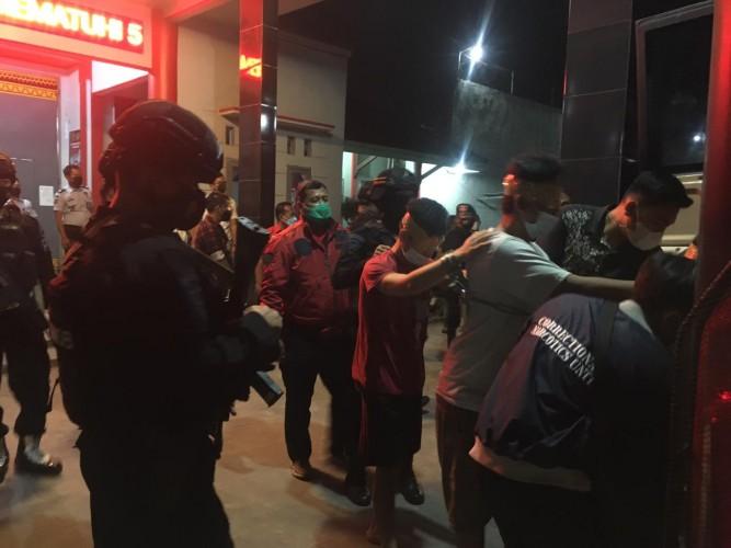 Pemindahan Napi Lampung ke Nusakambangan Tak Sembarangan