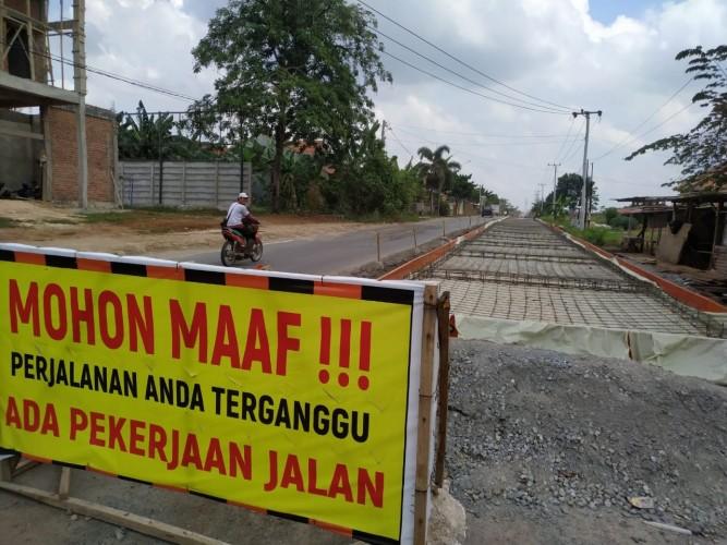 Pemkab Lambar Ajukan Pinjaman Dana Perbaikan Jalan Rp80 Miliar