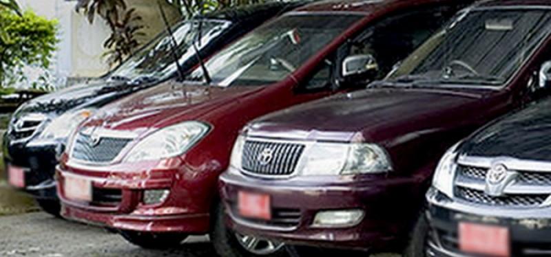 Pemkab Lambar Laksanakan Lelang Ulang Aset Kendaraan