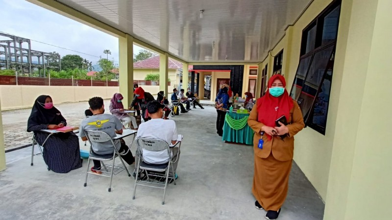Pemkab Lambar Rekrutmen Tenaga Perawat untuk Pekon