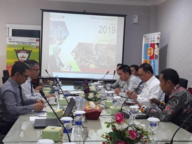 Pemkab Lampung Barat Dukung Pengembangan BPR Syariah