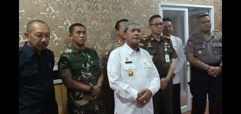 Pemkab Lampung Tengah Perbaiki Kerusakan Akibat Perselisihan di Bumiratu Nuban