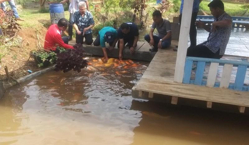 Pemkab Lampura Komitmen Dorong Sektor Perikanan dan Wisata
