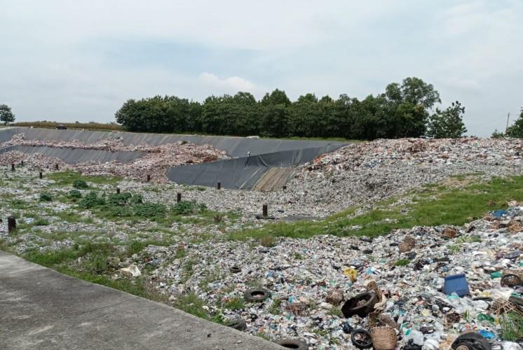 Pemkab Lamsel Benahi Pengelolaan Sampah di TPA Tanjungsari