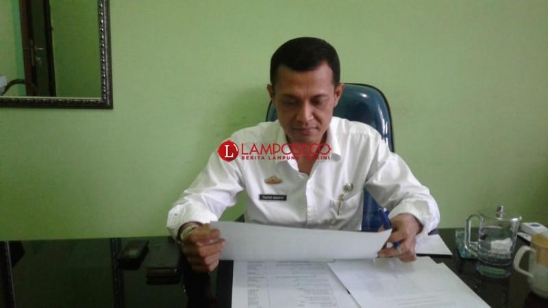 Pemkab Lamtim Baru dapat DBH11% dari Pemprov Lampung