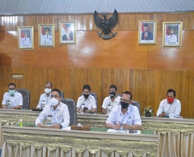 Pemkab Lamtim Siap Didampingi KPK dalam Pemberantasan Korupsi