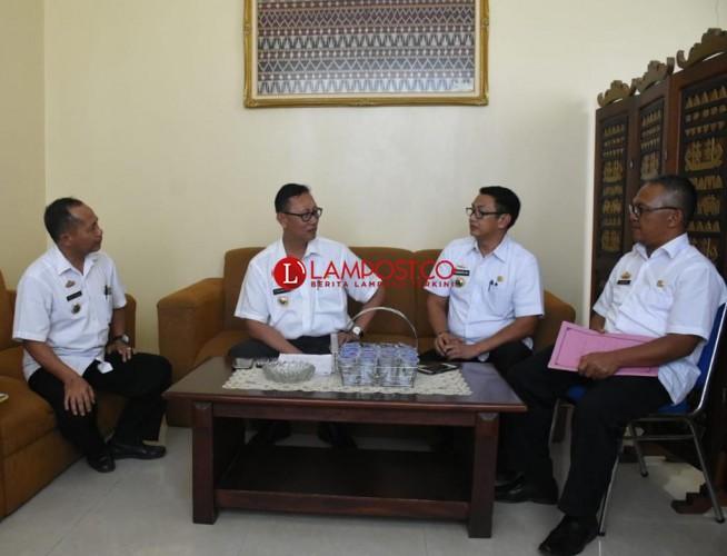 Pemkab Lamtin Perjuangkan TKS Perawat dan TKS Profesi Lain
