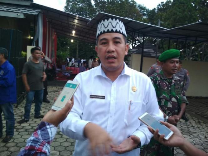 Pemkab Pesawaran Bentuk SatgasPengawasan Register 19 Wan Abdul Rachman
