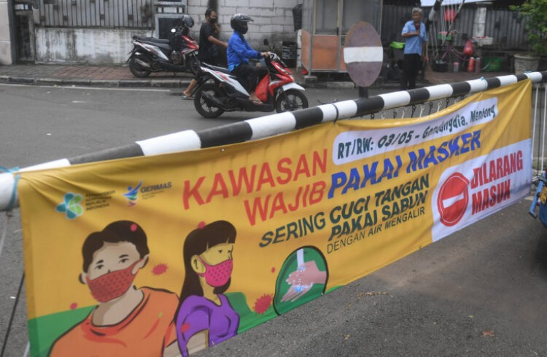 Pemkab Pesawaran Ingatkan Pemdes Aktifkan Kembali PPKM hingga ke Dusun