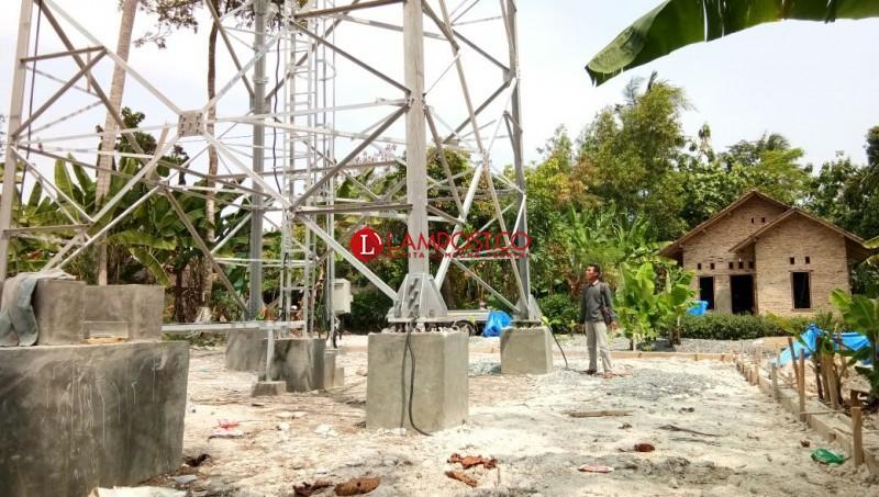 Pemkab Pesisir Barat Usul Menera Telekomunikasi di Way Haru