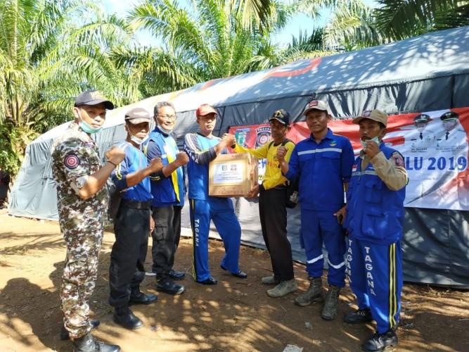 Pemkab Pringsewu Salurkan Bantuan kepada Korban Banjir Bengkulu