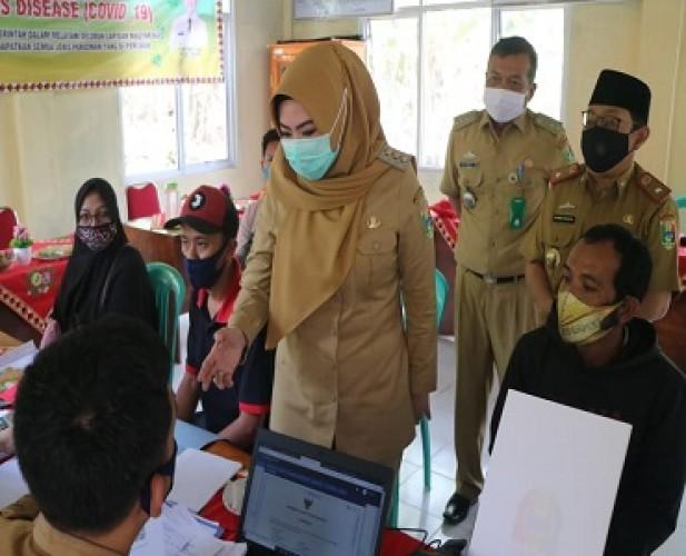 Pemkab Tanggamus Terus Berupaya Wujudkan Program 55 Aksi Bupati