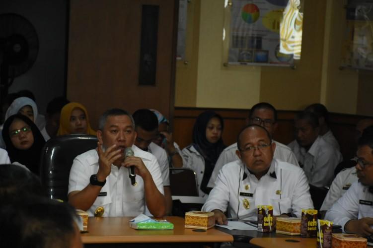 Pemkab Tubaba Bahas Lima Program Prioritas Pembangunan