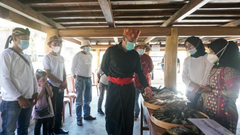 Pemkab Tubaba Gelar Festival Tiyuh-tiyuh