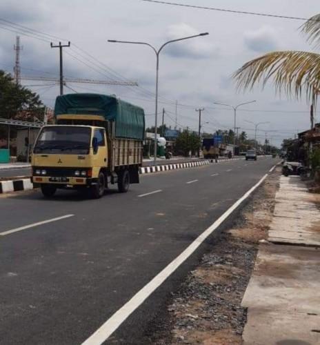 Pemkab Tubaba Siapkan Rp38 M Bangun Jalan Dua Jalur