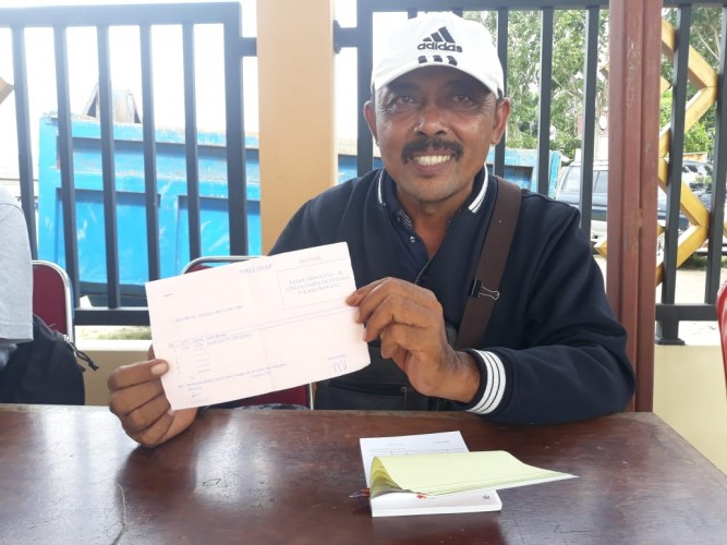 Pemkab Tulangbawang Lepas Tangan Soal Timbangan Bawang Putih Tak Sesuai dalam Operasi Pasar