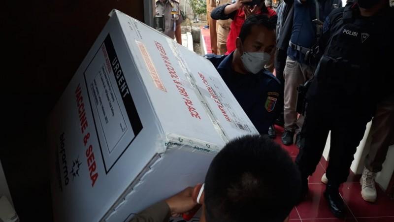 Pemkab Tulangbawang Siapkan 18 Puskesmas dan 3 Rumah Sakit untuk Lokasi Vaksinasi