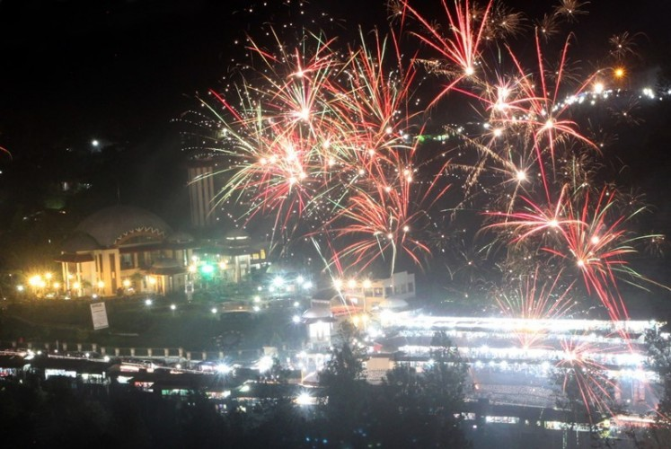 Pemkab Way Kanan Larang Pesta Tahun Baru