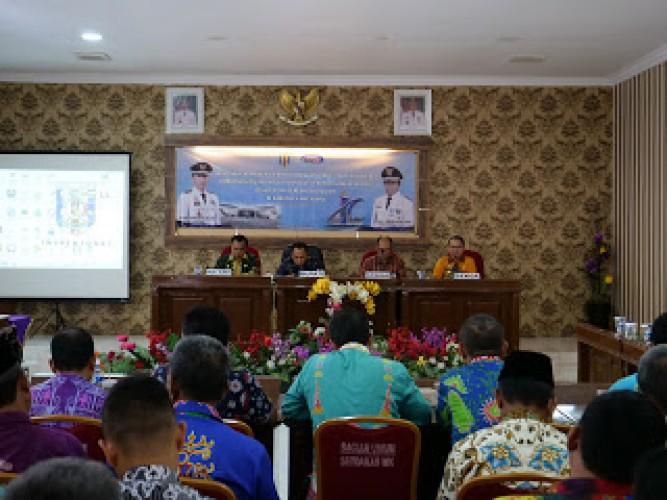 Pemkab Way Kanan Terima Kunjungan BPKP Provinsi Lampung