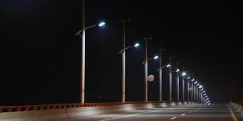 Pemkot Anggarkan Rp3 Miliar Pasang 1000 Lampu Jalan