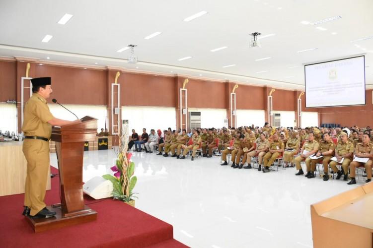 Pemkot Bandar Lampung Akan Berlakukan Sistem <i>E-Planning</i>