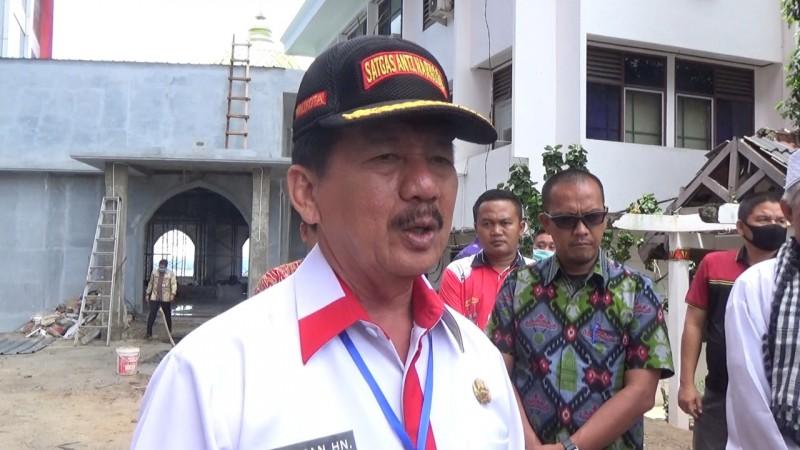 Pemkot Bandar Lampung Bagikan 400 Ton Beras ke 80 Ribu KK