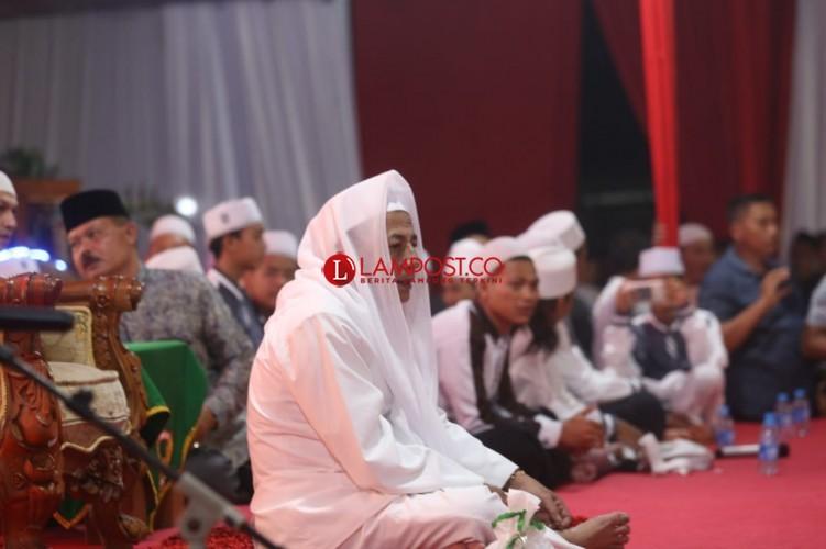 Pemkot Bandar Lampung bakal Gelar Istigasah HUT Ke-76 RI bersama Habib Luthfi