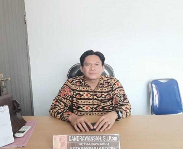 Pemkot Bandar Lampung Baru Cairkan 40% Dana NPHD bagi Bawaslu