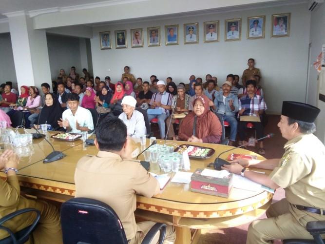 Pemkot Bandar Lampung Beri Bantuan Korban Bencana