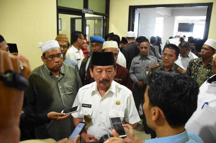 Pemkot Bandar Lampung Beri Bantuan Ponpes