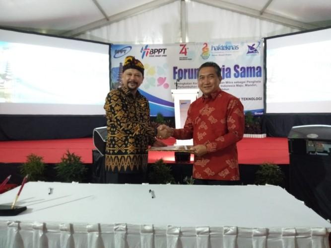 Pemkot Bandar Lampung - BPPT RI Tingkatkan Kualitas Perizinan Online