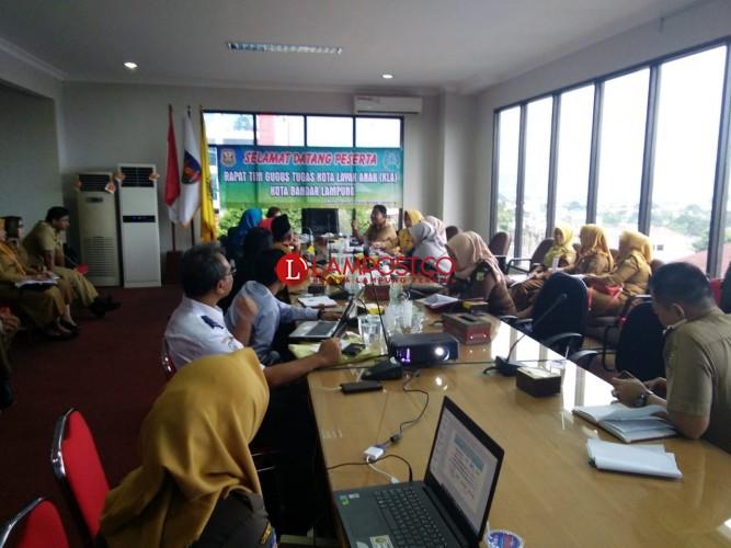 Pemkot Bandar Lampung Fokus Wujudkan Kota Layak Anak